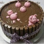 Hình ảnh bánh sinh nhật hài hước, độc đáo và vô cùng thú vị - Hình 6