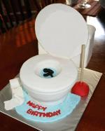 Hình ảnh bánh sinh nhật hài hước, độc đáo và vô cùng thú vị - Hình 4