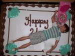 Hình ảnh bánh sinh nhật hài hước, độc đáo và vô cùng thú vị - Hình 17
