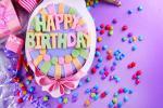 Top những mẫu bánh sinh nhật, hình nền bánh sinh nhật đẹp nhất thế giới 2019