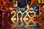 Kho hình nền chúc mừng năm mới 2020 HD đẹp nhất