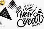 Top Hình Ảnh Bìa Facebook  Chúc Mừng Năm Mới 2020 Cực Đẹp
