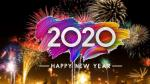 Hình nền năm mới 2020 HD đẹp - Hình 7