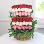 Những lẵng hoa hồng 8/3 đẹp nhất dành tặng ngày Quốc tế phụ nữ 8/3 - Hình ảnh 5