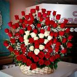 Những lẵng hoa hồng 8/3 đẹp nhất dành tặng ngày Quốc tế phụ nữ 8/3 - Hình ảnh 17