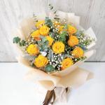 Những lẵng hoa hồng 8/3 đẹp nhất dành tặng ngày Quốc tế phụ nữ 8/3 - Hình ảnh 12