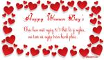 Thiệp chúc mừng ngày Quốc tế phụ nữ Việt Nam - Mẫu thiệp 14