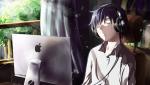 Bộ hình ảnh anime nam buồn đẹp và đầy tâm trạng - Hình 6