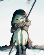 Hình nền anime buồn cho điện thoại của nữ - Hình 14