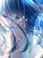 Hình nền anime buồn cho điện thoại của nữ - Hình 13