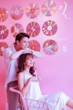 Ảnh cưới đẹp chụp tại Sài Gòn - Ảnh 6