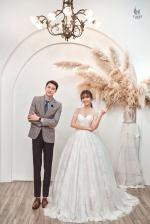 Ảnh cưới đẹp chụp tại Sài Gòn - Ảnh 15