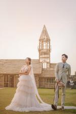 Ảnh cưới đẹp chụp tại Hà Nội - Ảnh 13