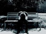 Hình ảnh tâm trạng buồn và đầy tuyệt vọng của chàng chai