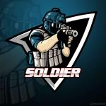 Ảnh avatar game Soldier