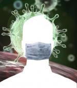 Avatar Facebook mặc định nam đeo thêmkhẩu trang độc đáo
