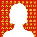 Avatar Facebook nữ mặcđịnh mặt trắngnền của đảng độc đáo