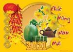 Top hình ảnh chúc tết 2021 đẹp- Hình ảnh chào xuân Tân Sửu ý nghĩa - Hình 12