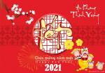 Top hình ảnh chúc tết 2021 đẹp- Hình ảnh chào xuân Tân Sửu ý nghĩa - Hình 7