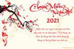 Thiệp chúc tết 2021 - Bộ thiệp chúc mừng năm mới Tân Sửu 2021 cực đẹp - Hình 12