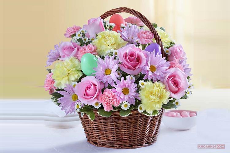 Tổng hợp 20+ bó hoa, lãng hoa 20/11 đẹp trang trọng nhất tặng thầy cô