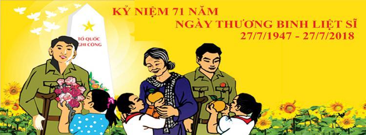 Ảnh bìa facebook kỷ niệm 71 năm ngày thương binh liệt sĩ đầy ý nghĩa - 3